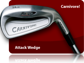 Carnivore Wedge - 50 Degree Only